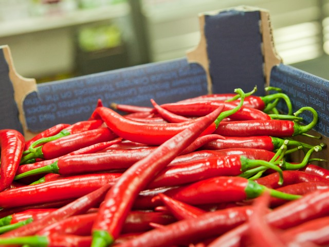 Sharrocks Chillies Image