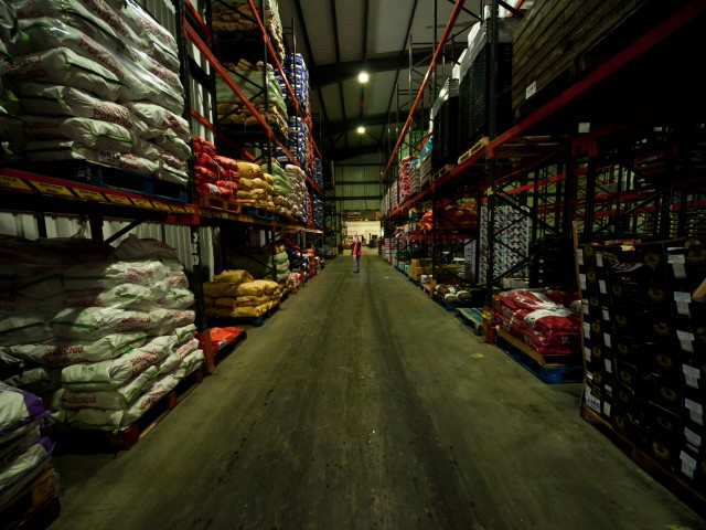 Sharrocks Warehouse Image